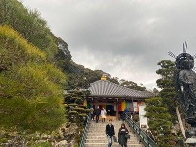 清荒神清澄寺の本殿