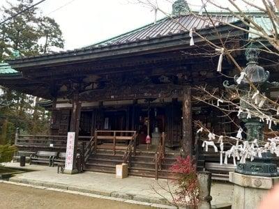 施福寺の本殿