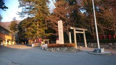 椿大神社の建物その他
