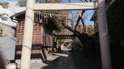 印内八坂神社(千葉県)