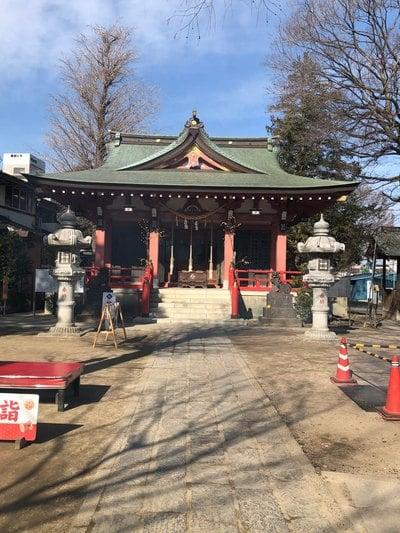 香取神社(埼玉県)