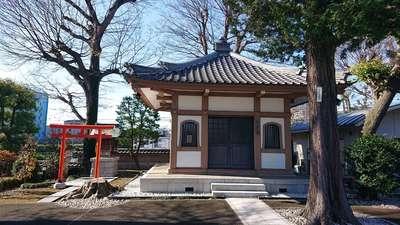 東円寺の本殿