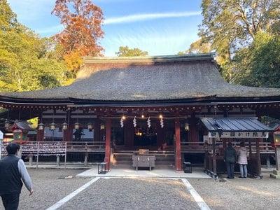 石上神宮(奈良県)