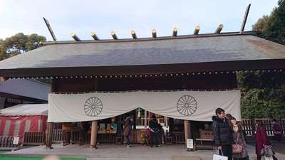 阿佐ヶ谷神明宮(東京都)