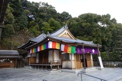 福祥寺(須磨寺)の本殿