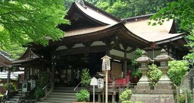 正法寺の本殿