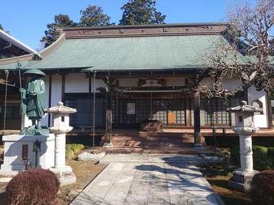 南円寺の本殿