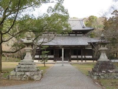 根来寺の本殿