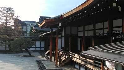 聖護院の本殿