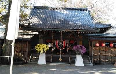 明王院(満願寺別院)の本殿
