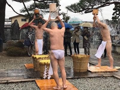 法源寺のお祭り