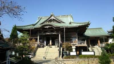 立江寺の本殿