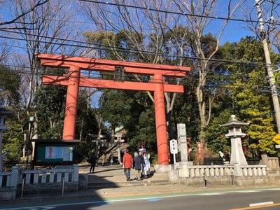 世田谷八幡宮(東京都)
