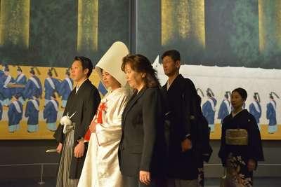 伊勢山皇大神宮の結婚式