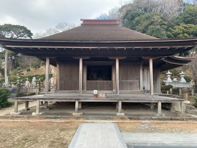金蓮寺の本殿