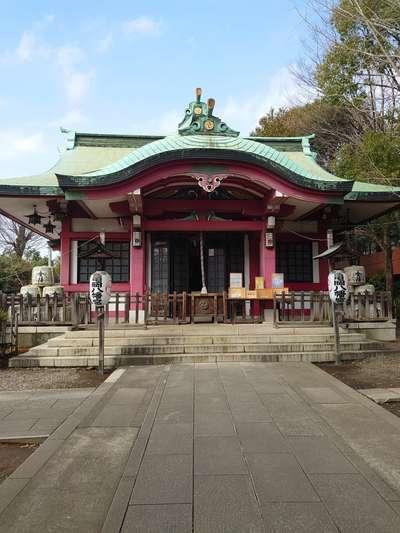 市谷亀岡八幡宮(東京都)