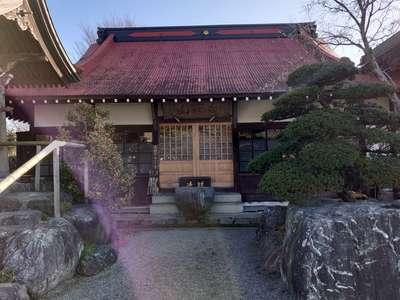 浄徳院の本殿