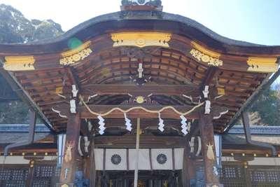 松尾大社の本殿