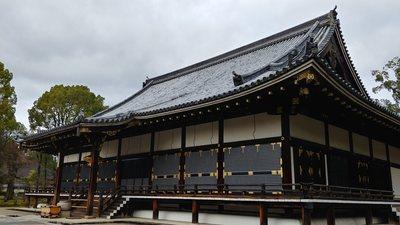仁和寺の本殿