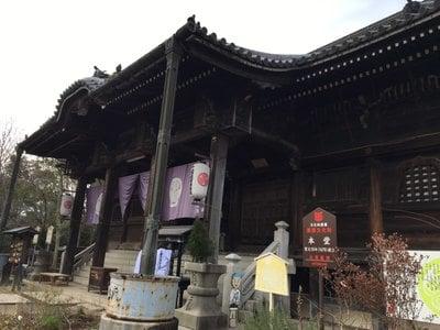 志度寺の本殿