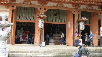 宝厳寺の本殿