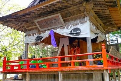 高司神社〜むすびの神の鎮まる社〜の神楽