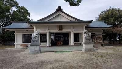 都波岐神社・奈加等神社の本殿