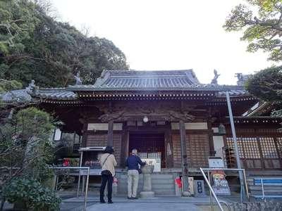 甲山寺の本殿
