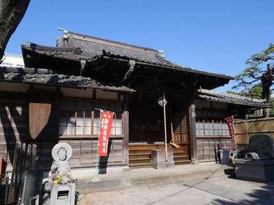 魚籃寺の本殿