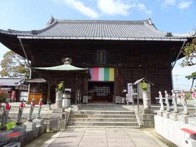 道隆寺の本殿