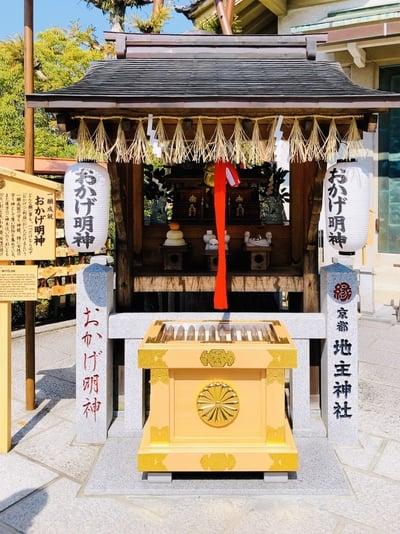 地主神社(京都府)
