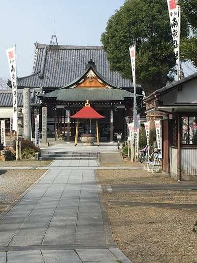 乙津寺(鏡島弘法、梅寺)の本殿