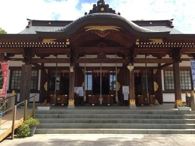 赤穂大石神社の本殿