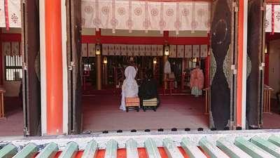 青島神社(青島神宮)の結婚式