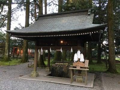 都農神社の本殿