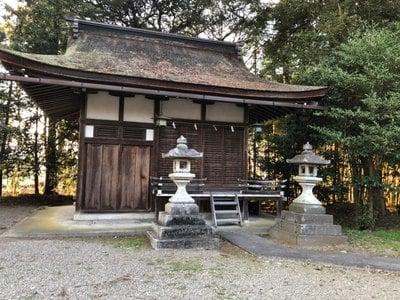 河瀬神社の神楽