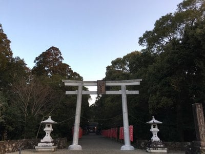 都農神社の鳥居