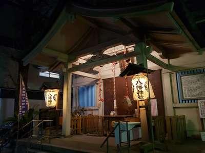 銀杏岡八幡神社(東京都)