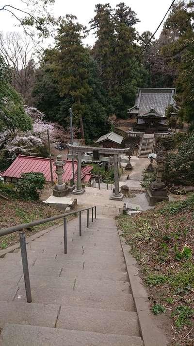 木曽三社神社(群馬県)