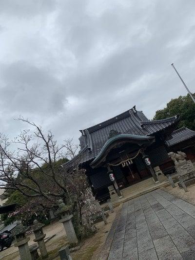 小俣八幡宮(山口県)