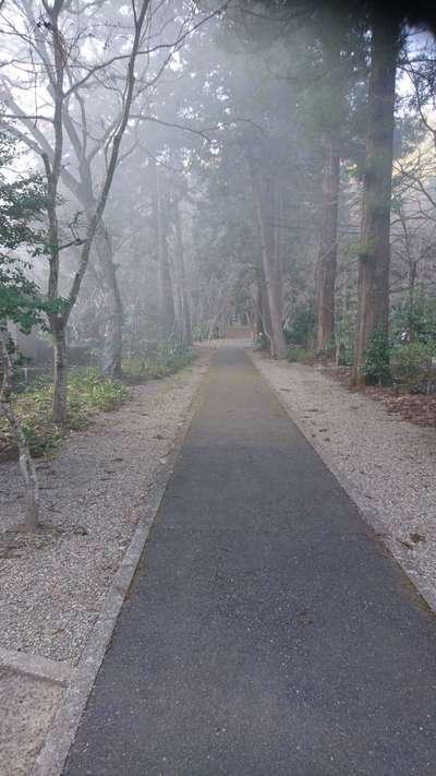 大矢田神社(岐阜県)