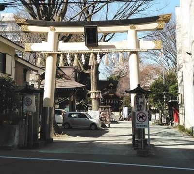 子安神社(東京都)