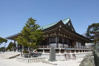 忉利天上寺の本殿