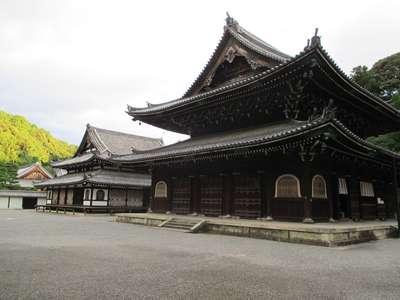 泉涌寺の本殿