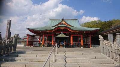 成田山名古屋別院大聖寺(犬山成田山)の本殿