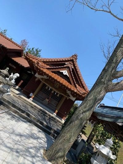 高津柿本神社(島根県)