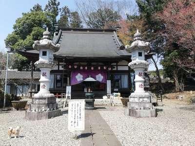 東輪寺の本殿