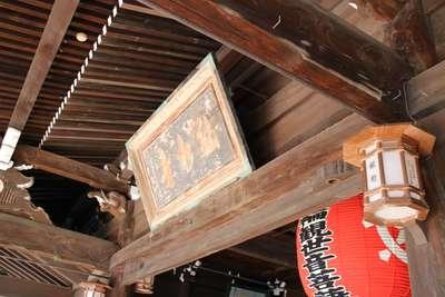 継松寺の本殿