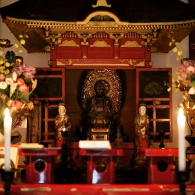 壽徳寺 じゅとくじの仏像