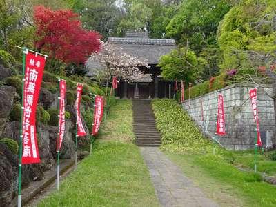 横浜 西方寺の山門
